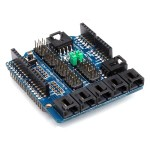 Sensor Shield V4 Digital Analog Module For Arduino
