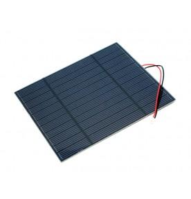 Solar Panel 3W 138X160