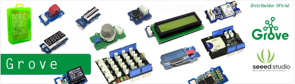 La mejor gama de sensores, shield y actuadores Open Hardware