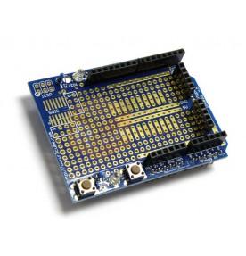 Prototype Wiring Shield armado for Arduino