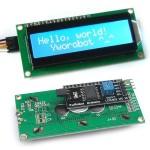 Character LCD Module Display 1602 16x2 interface I2C
