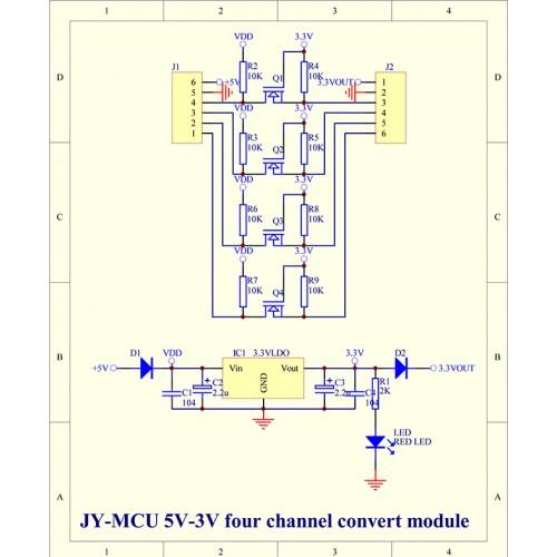 Diagram Jy Mcu Converter X on Facebook Interface Diagram