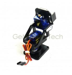 Camera Platform Anti-Vibration Camera Mount (sin servos)