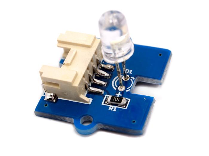 Grove - Blue LED (5mm)