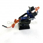 Camera Platform Anti-Vibration Camera Mount incluye 2 servos SG90s