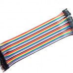 Arduino Shield 40pcs×20cm female to female Dupont cables