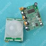HC-SR501 New Human Sensor Module Pyroelectric Infrared