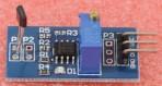 Hall switch sensor module Motor speed test