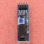 Power supply module with switch para Arduino Input: 6.5-12V Output: 5V AMS1117