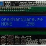 Arduino Kit display & sensores