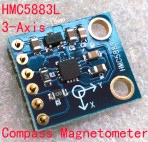 Triple Axis Compass Magnetometer HMC5883L